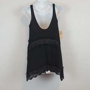 American Eagle Outfitters Tops - American Eagle BOHO soft & sexy lace tank top